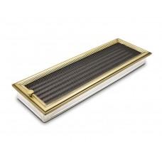 Вентиляционная решетка 4Fire ретро 17х50 см с жалюзи