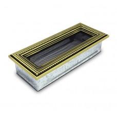 Вентиляционная решетка 4Fire ретро ротан 10,5х25 см