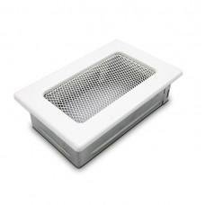 Вентиляционная решетка 4Fire белая 17х11 см
