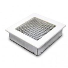 Вентиляционная решетка 4Fire белая 17х17 см