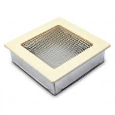 Вентиляционная решетка 4Fire бежевая 17х17 см