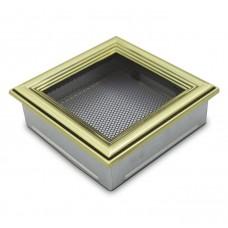 Вентиляционная решетка 4Fire ретро 17х17 см