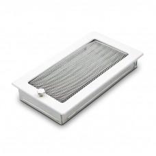 Вентиляционная решетка 4Fire белая 17х30 см с жалюзи