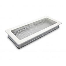 Вентиляционная решетка 4Fire белая 17х40 см