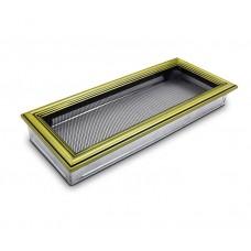 Вентиляционная решетка 4Fire ретро 17х40 см